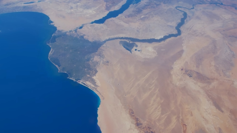 Vidéo : Vues de la Terre depuis la Station Internationale