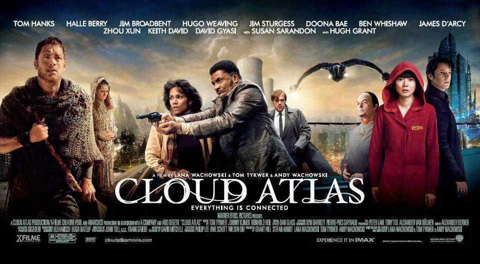 Film : Cloud Atlas des frères Wachowski